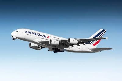 ایئر فرانس کے مسافر طیارہ میں آتشزدگی ، بیجنگ میں ہنگامی لینڈنگ