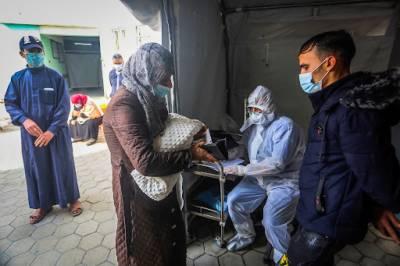 کرونا کی وجہ سے فلسطین میں صحت کی صورت حال سنگین ہوگئی