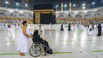 سعودی عرب،بیرون ملک سے آنے والے عمرہ زائرین کی تعداد میں اضافہ