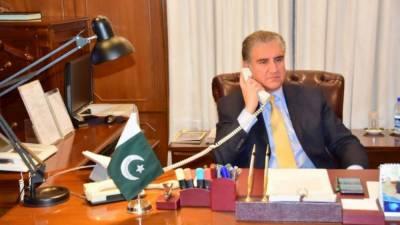 وزیر خارجہ کا کینیڈین ہم منصب کو ٹیلی فون،افغان صورتحال سے آگاہ کیا