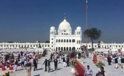 کرتارپور میں بابا گرونانک کی 482ویں برسی کی تیاریاں مکمل، دربار پھولوں سے سجادیاگیا