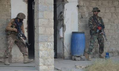 شمالی وزیرستان: سیکیورٹی فورسز کا آپریشن، دہشت گرد ہلاک