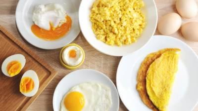 ناشتے میں انڈے کھانے کے حیرت انگیز فوائد