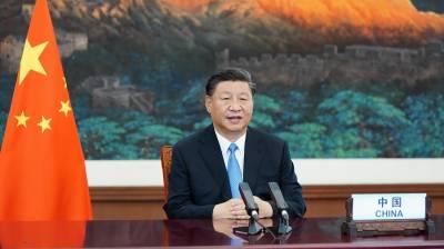 چینی صدر اقوام متحدہ جنرل اسمبلی کے76ویں اجلاس کی عمومی بحث میں شرکت کریں گے