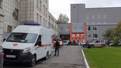 روس کی یونیورسٹی میں فائرنگ 8 افراد ہلاک