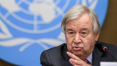 چین، امریکا نئی سرد جنگ سے بچیں، سیکریٹری جنرل اقوام متحدہ