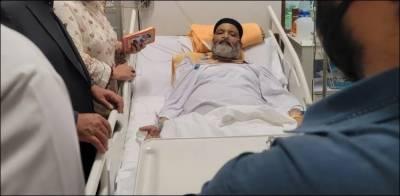 عمر شریف کے بیرون ملک جانے کا معاملہ، سندھ نے وفاق کو خط لکھ دیا