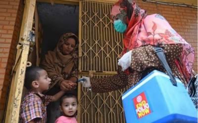 ملتان:دوسرے روز بھی پولیو مہم کا سلسلہ جاری