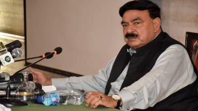 افغانستان میں امن کے قیام میں ہمارے کردار کویاد رکھا جائے : شیخ رشید