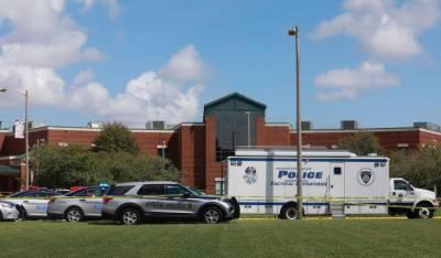امریکی ریاست ورجینیا کے ہائی سکول میں فائرنگ سے 2 نوجوان زخمی ، ملزم گرفتار