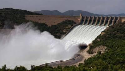دریاں اور آبی ذخائرمیں پانی کی صورتحال