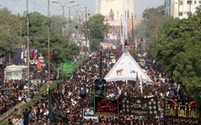 آئی جی سندھ کا شہدائے کربلا کے چہلم پرفول پروف سیکورٹی کا حکم