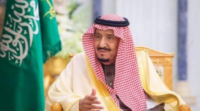 شاہ سلمان کاقومی دن سے قبل سعودی عرب کی خوشحالی کے لیے نیک خواہشات کااظہار