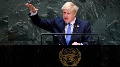 دنیا پاکستان کے ٹین بلین ٹری منصوبے کو قدر کی نگاہ سے دیکھتی ہے، بورس جانسن
