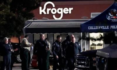 امریکا، سپرمارکیٹ میں فائرنگ، ایک شخص ہلاک،12زخمی