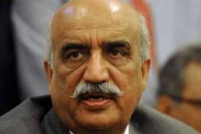 پی ٹی آئی حکومت کی خارجہ پالیسی ناکام ترین ہے: خورشید شاہ