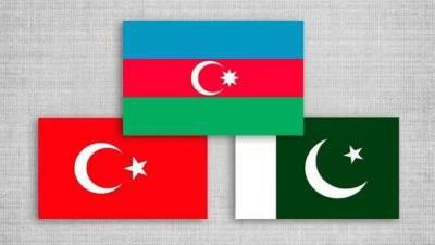 پاکستان کا ترکی اور آذر بائیجان سے بذریعہ روڈ رابطہ قائم