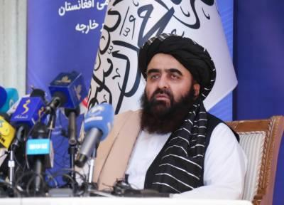 طالبان گزشتہ 20 سالوں میں دنیا کیلئے کوئی خطرہ نہیں تھے، افغان وزیرخارجہ