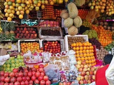 پاکستان نے افغانستان سے تازہ پھلوں کی درآمد پر سیلز ٹیکس کی چھوٹ دے دی