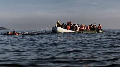 یونانی جنوبی مغربی ساحلی علاقے سے 150غیر قانونی تارکین وطن کو بچالیا گیا