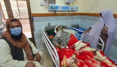 سندھ بھر میں مزید 11 کورونا مریضوں کا انتقال، کیسز کی شرح 4 اعشاریہ 40 فیصد ریکارڈ