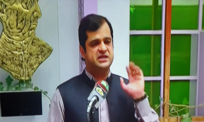 بلوچستان میں کورونا کیسز میں بہت حد تک کمی آئی ہے: لیاقت شاہوانی