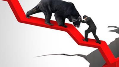اسٹاک ایکسچینج میں کاروبار کا مسلسل ساتواں منفی دن