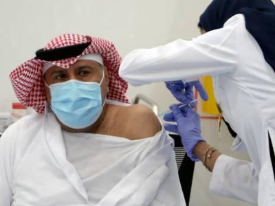 سعودی عرب ،60 سال سے زائدالعمر افراد کو کورونا ویکسین کی تیسری ڈوز لگانے کا اعلان