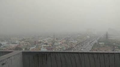 سمندری طوفان، کراچی میں آج تیز بارش کا امکان، سیلاب کی وارننگ
