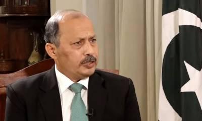 پاکستان افغانستان کے ہمسایہ ممالک اور دیگر علاقائی ممالک کے ساتھ رابطے میں ہے:منصور احمد خان
