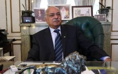 برطانیہ میں پاکستان کے سابق ہائی کمشنر واجد شمس الحسن انتقال کرگئے