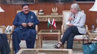 افغان حکومت کو مشورہ دے سکتے،کسی خاص فیصلے پر مجبور نہیں کر سکتے. شیخ رشید