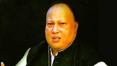 نصرت فتح علی خان کی73 ویں سالگرہ کل (بدھ کو) منائی جائیگی