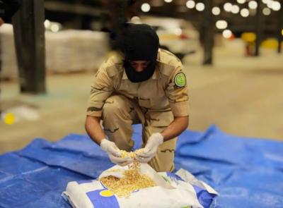 متحدہ عرب امارات کے تعاون سے 1.5 ملین نشہ آور گولیاں ریاض سمگل کرنے کی کوشش ناکام