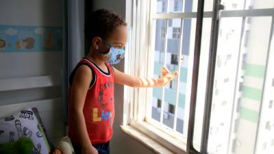 کورونا کی قسم ڈیلٹا بچوں کو زیادہ بیمار کرنے کا باعث نہیں، تحقیق