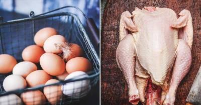 برائلر گوشت کی قیمت میں12روپے فی کلو اضافہ،فارمی انڈے بھی مہنگے