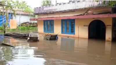 بھارتی ریاست کیرالا میں شدید بارشیں، 3 افراد ہلاک