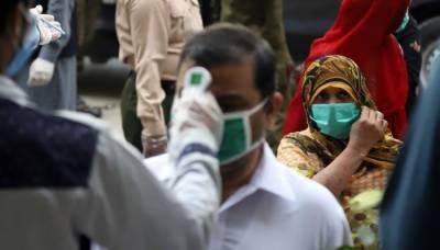 پاکستان میں کورونا وائرس کی چوتھی لہر کی شدت کم ہونے لگی ،پاکستان فہرست میں 33 ویں نمبر پر آ گیا