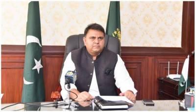 وزیر اعظم نئے ڈی جی آئی ایس آئی کے لئے انٹرویو کریں گے،فواد چوہدری
