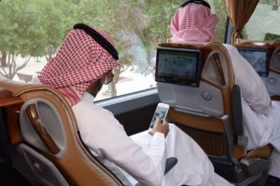 سعودی عرب ، ٹرانسپورٹ میں نشستوں کے مکمل استعمال کی مشروط اجازت