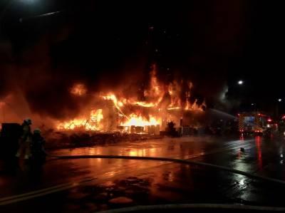 تائیوان میں رہائشی عمارت میں آتشزدگی سے 25 افراد ہلاک، متعدد زخمی