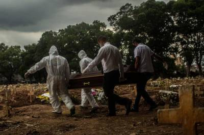 دنیابھر میں نوول کروناوائرس کے مصدقہ کیسز کی تعداد 23کروڑ91لاکھ30ہزار342ہوگئی