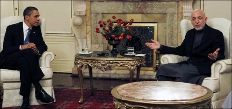 افغان سرحد کے آر پار کامیابی کے بغیر جنگ نہیں جیت سکتے' طالبان کے خاتمے کیلئے پاکستان کا تعاون چاہئے : اوباما