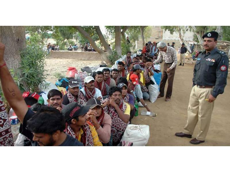 55 بھارتی ماہی گیروں کی رہائی کا فیصلہ