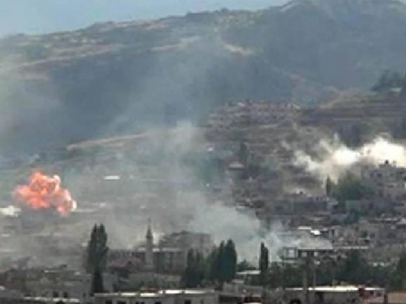 شام: ایک اور خونیں دن، بمباری اور جھڑپیں 3 بچوں سمیت 34 ہلاک