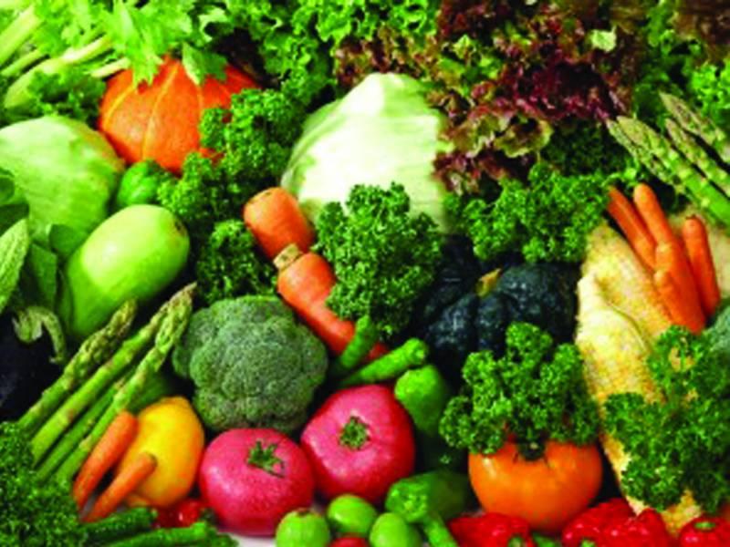 ایک ہفتہ کے دوران 7 سبزیوں اور 6 پھلوں کی قیمتوں میں اضافہ