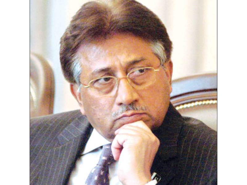 مشرف غداری کیس: دلچسپ جملے اور وکلا میں گرما گرمی