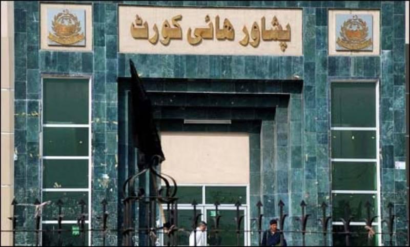 لاپتہ افراد : عدالت کو معلومات نہ دیں تو خفیہ اداروں کے اہلکاروں پر مقدمات بنیں گے : چیف جسٹس پشاور ہائیکورٹ