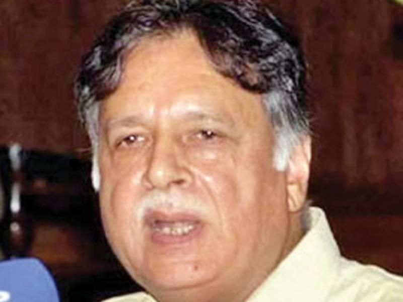 پیپلز پارٹی نے جو قرض ہوا میں اڑا دیا اسے واپس کرنے کیلئے آئی ایم ایف کے پاس گئے: پرویز رشید