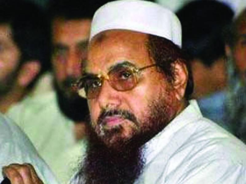 امریکہ بھارت کے اکسانے پر ہمارے خلاف دباﺅ بڑھا رہا ہے' ثبوت ہیں تو عدالتوں میں لائیں: حافظ سعید